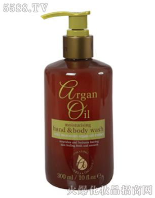 Argan Oil洗手和沐浴露